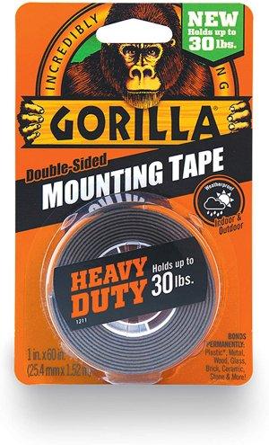 1. Băng dính hai mặt Gorilla Heavy Duty