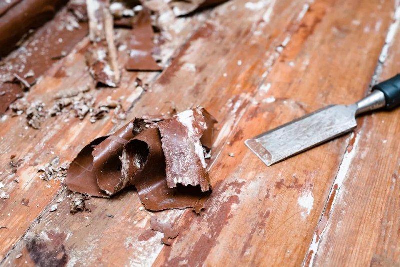 Cách tẩy sơn trên gỗ hiệu quả và nhanh chóng