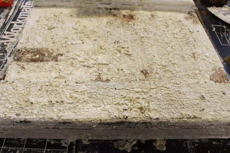 Cách tẩy sơn trên gỗ hiệu quả và nhanh chóng cach tay son tren go 5