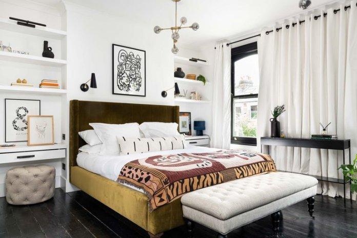 Căn hộ của một nhà thiết kế nội thất: Ngôi nhà tại London khoác áo mới sau 60 năm cai tao can ho tai london 11
