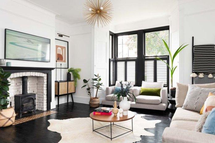 Căn hộ của một nhà thiết kế nội thất: Ngôi nhà tại London khoác áo mới sau 60 năm cai tao can ho tai london 3