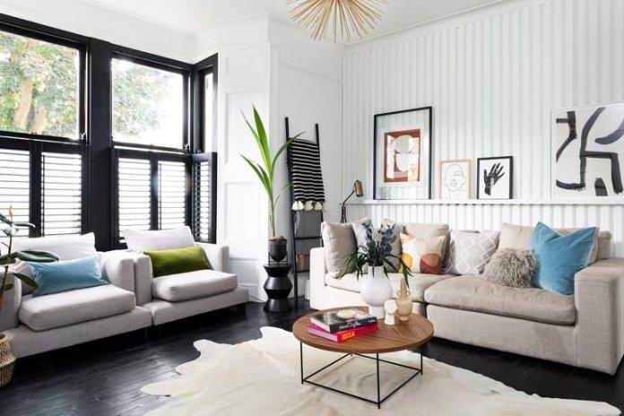 Căn hộ của một nhà thiết kế nội thất: Ngôi nhà tại London khoác áo mới sau 60 năm cai tao can ho tai london 5