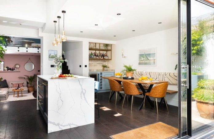 Căn hộ của một nhà thiết kế nội thất: Ngôi nhà tại London khoác áo mới sau 60 năm cai tao can ho tai london 8