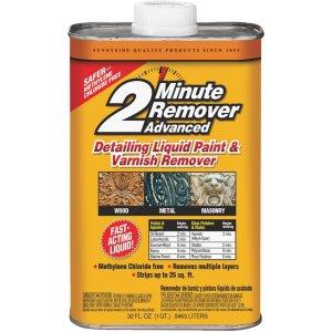 Chất tấy sơn nhanh nhất: 2 Minute Remover Advanced 63532