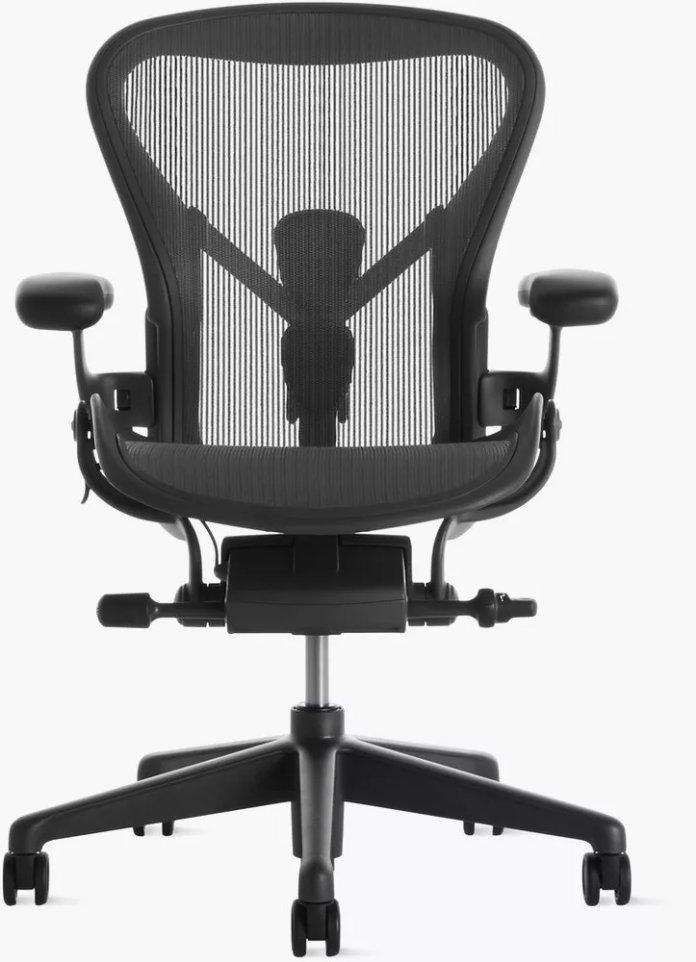 25 mẫu ghế mang tính biểu tượng trong lịch sử ghe Aeron