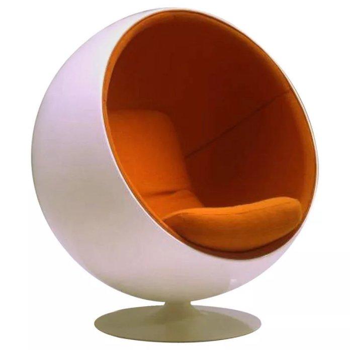 25 mẫu ghế mang tính biểu tượng trong lịch sử ghe Ball