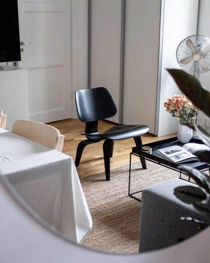25 mẫu ghế mang tính biểu tượng trong lịch sử ghe Eames LCW