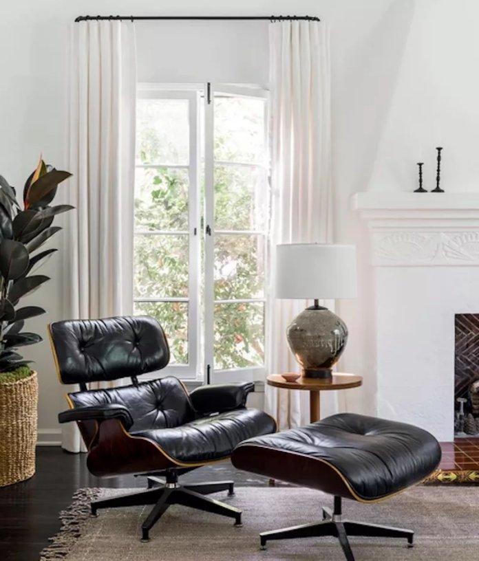 25 mẫu ghế mang tính biểu tượng trong lịch sử ghe Eames Lounge
