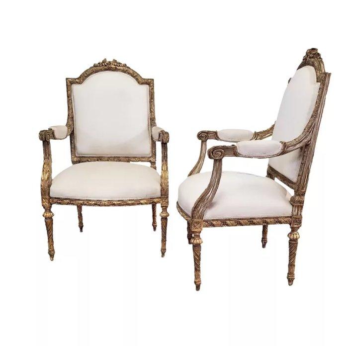 25 mẫu ghế mang tính biểu tượng trong lịch sử ghe Louis XIV