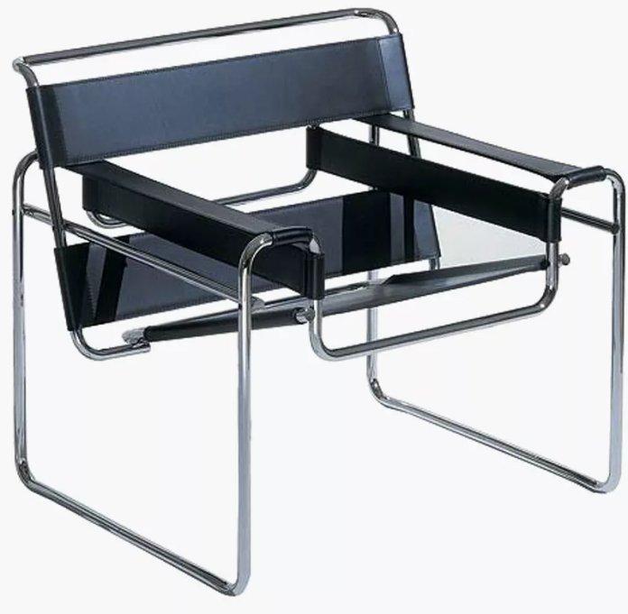 25 mẫu ghế mang tính biểu tượng trong lịch sử ghe Wassily