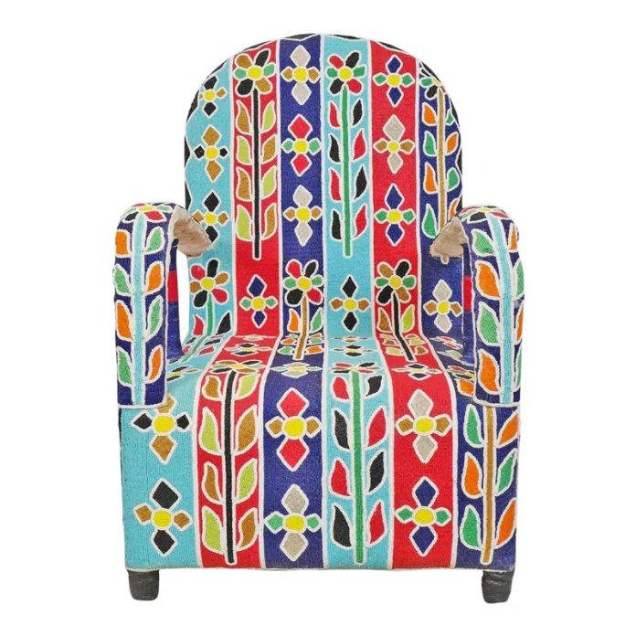 25 mẫu ghế mang tính biểu tượng trong lịch sử ghe Yoruba