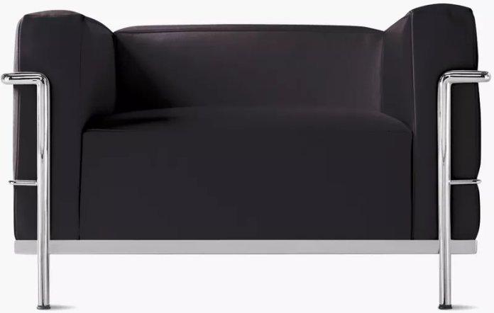 25 mẫu ghế mang tính biểu tượng trong lịch sử ghe banh LC3 Grand Modele