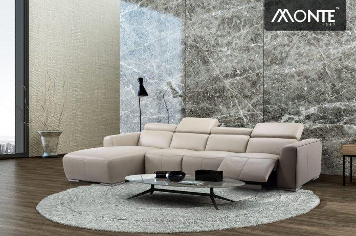 Ghế sofa Malaysia. Ảnh Monte Design