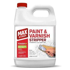 Tốt nhất cho gỗ: Max Strip Paint & Varnish Stripper