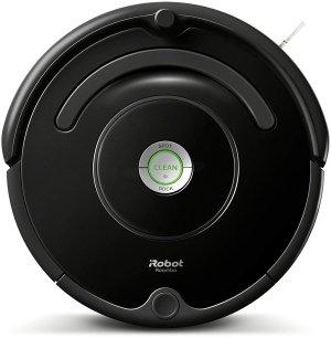 Tốt nhất cho thảm: Máy hút robot iRobot Roomba 614