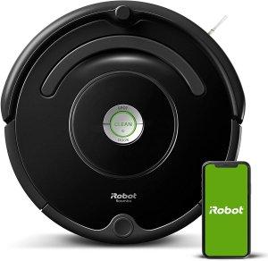 Thông minh tốt nhất: iRobot Roomba 675