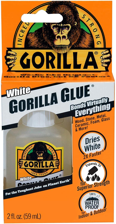 Keo dán nhựa Gorilla's Waterproof White Expanding Glue