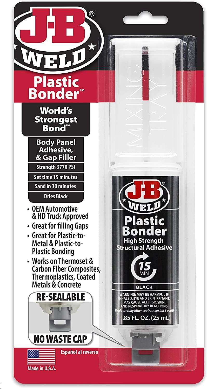 Keo dán nhựa J-B Weld 's 50139 Plastic Bonder