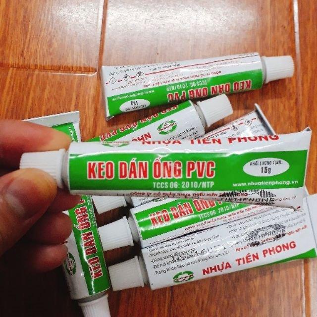 Keo dán ống nhựa PVC Tiền Phong