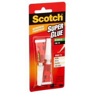 Keo siêu dính đa năng tốt nhất: 3M Scotch General Purpose Super Glue