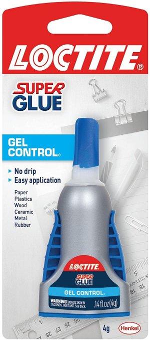 Keo siêu dính giá rẻ tốt nhất: Loctite Super Glue Ultra Gel Control