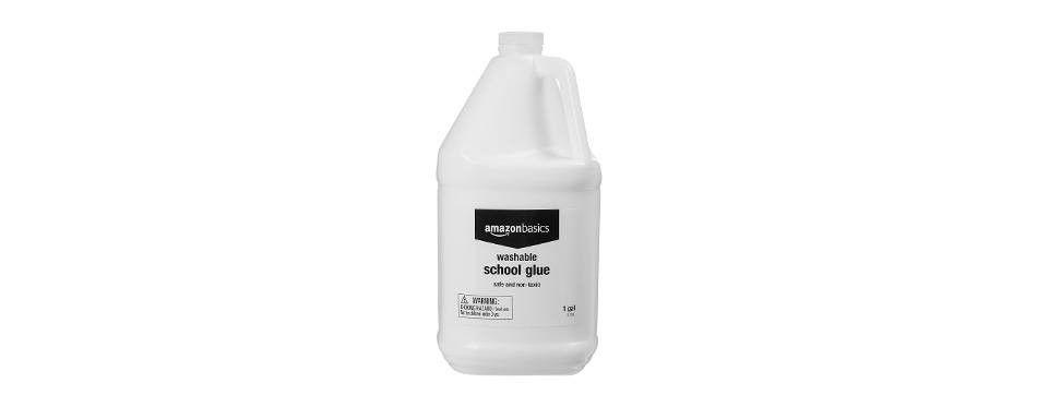 2.2. Keo sữa AmazonBasics All-Purpose Liquid Washable White PVA Glue