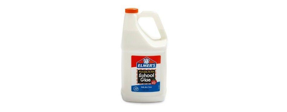 2.1. Keo sữa tốt nhất The Elmer's Liquid School Glue