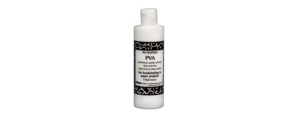2.6. Keo sữa dán sách pH Neutral PVA Adhesive