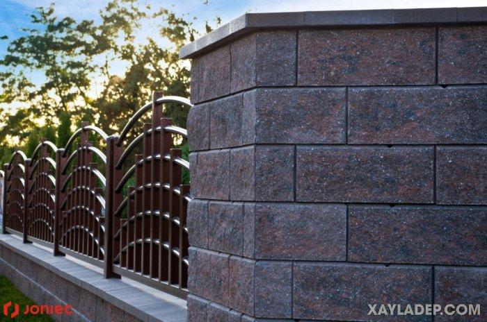 7   mẫu hàng rào sắt mỹ thuật đẹp