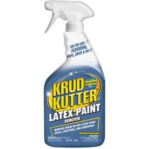 Chất tẩy sơn latex tốt nhất: Krud Kutter Latex Paint Remover