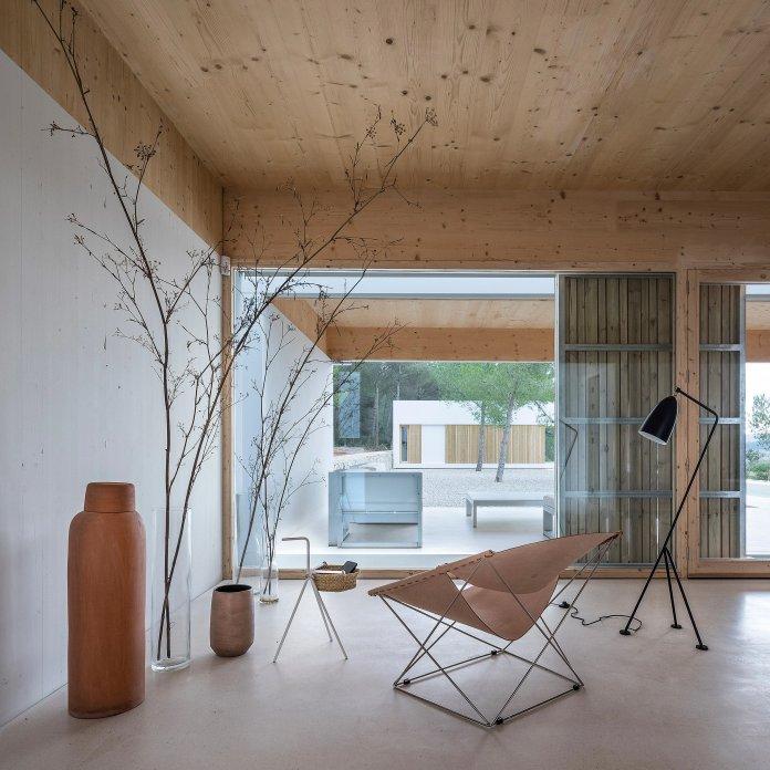 10 Phòng khách trang nhã với nội thất Nhật Bản kết hợp Scandinavia phong khach theo phong cach noi that nhat ban 4