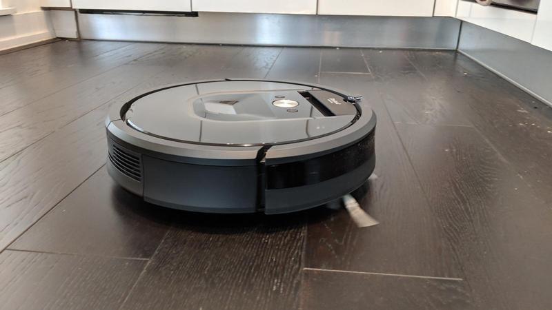 Đánh giá robot hút bụi IRobot Roomba 980 robot hut bui irobot roomba 980 5