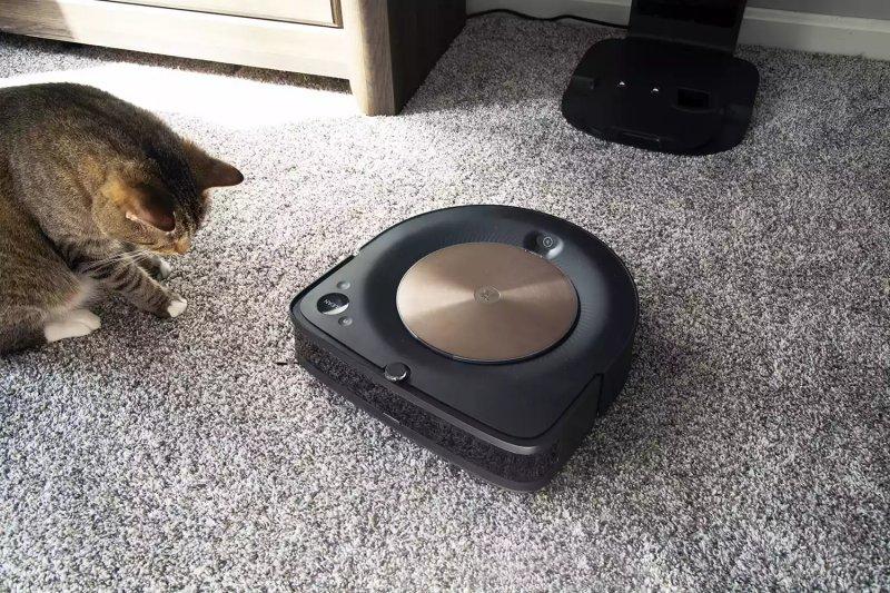 Robot hút bụi iRobot Roomba s9 +