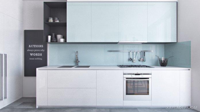 4 Mẫu thiết kế căn hộ chung cư 50m2 thông minh tiện dụng thiet ke chung cu mini 50m2 7