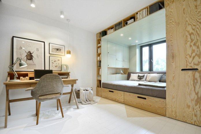 20 Ý tưởng trang trí phòng ngủ nhỏ dưới 10m2 thoải mái và ấm cúng trang tri phong ngu nho 10m2 9m2 8m2 7m2 6m2 12
