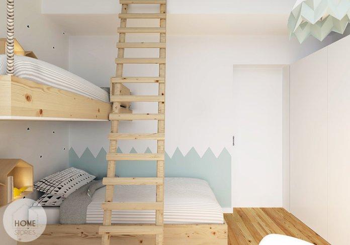 20 Ý tưởng trang trí phòng ngủ nhỏ dưới 10m2 thoải mái và ấm cúng trang tri phong ngu nho 10m2 9m2 8m2 7m2 6m2 16