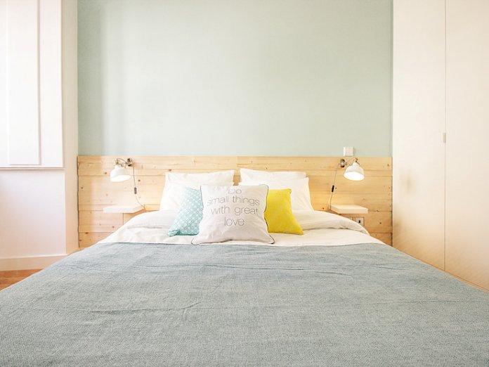 trang trí phòng ngủ 7m2 đơn giản tinh tế