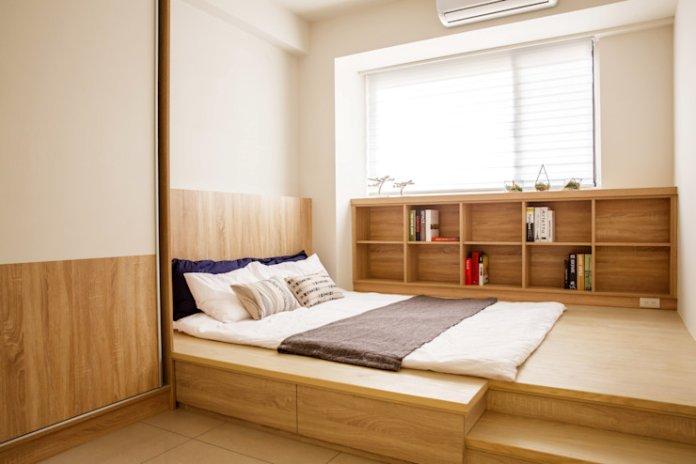 20 Ý tưởng trang trí phòng ngủ nhỏ dưới 10m2 thoải mái và ấm cúng trang tri phong ngu nho 10m2 9m2 8m2 7m2 6m2 7