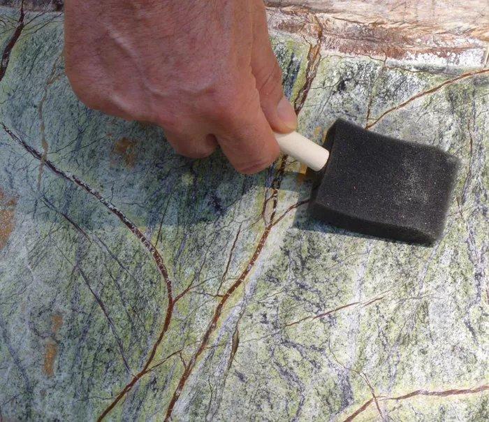 niêm phong gạch đá cẩm thạch