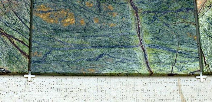 Miếng đệm bằng đá cẩm thạch