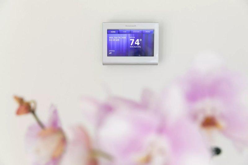Máy đo nhiệt hiển thị nhiệt độ The Spruce / Letícia Almeida