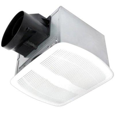 4. Tốt nhất với cảm biến độ ẩm: Quạt thông gió nhà tắm Sone Air King cảm biến độ ẩm White 80 CFM 0.5