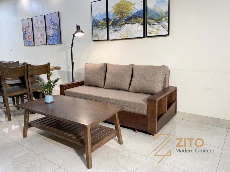 Cách chọn một chiếc sofa giường gỗ tốt như thế nào?